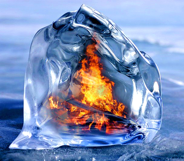 огонь вода лед картинки охраной границы
